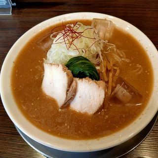 冷やしらーめん(味噌)(麺匠ぼんてん )