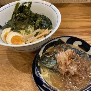 大阪つけ麺(別邸三く 豚骨らーめん真真(マシーン))