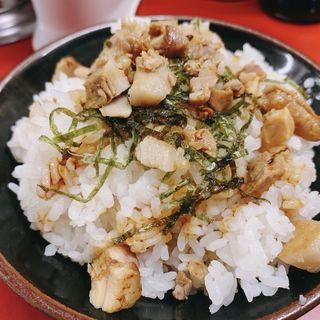 チャーシューまぶし(王道家)