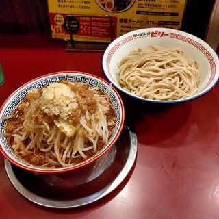 カラくてシビれるつけメン(ラーメン☆ビリー 東仙台店)