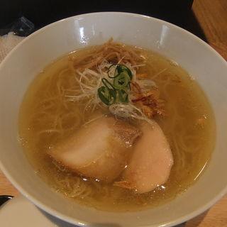 しおらぁ麺(らぁ麺や嶋)