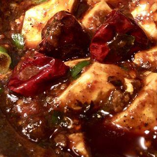 チャレンジ麻婆豆腐