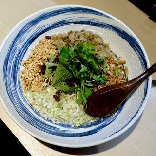 汁なし担々麺(花梨 麻婆飯店 あびこ店)
