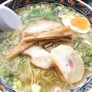 味彩塩拉麺(麺厨房あじさい 本店)