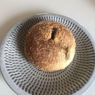 天然酵母の焼きカレーパン(パン・オ・トラディショネル 西武池袋店 (Pain au Traditionnel))