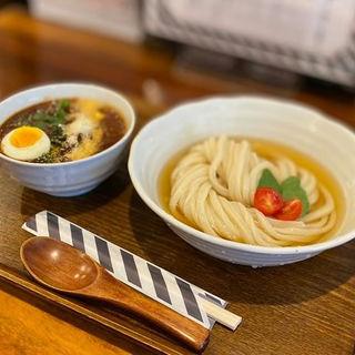 ナポリDEチキンカレー大阪つけ麺(期間・数量限定)(うどん大師空海)
