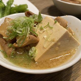 煮込み豆腐(やきとり 戎 西荻北口店 (やきとり・えびす))