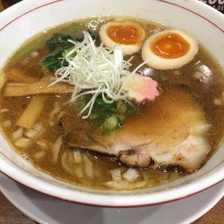 醤油らーめん(池田麺彩)