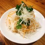 涼拌土豆絲(じゃがいもの冷菜)