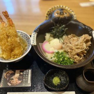 鬼御膳(五代目 花山うどん)
