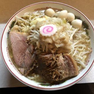 らー麺 (麺匠 柳)