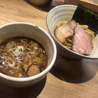 魚介とんこつつけ麺(自家製麺 つきよみ)