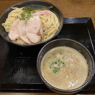 鶏豚煮干しつけ麺(らあめん はま醤)