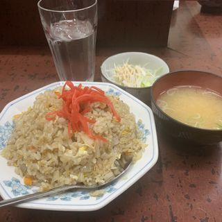 炒飯(おでん 七福食堂)