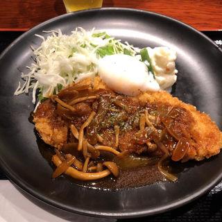 チキンかつ(第八くえ丸 田町グランパーク店 )
