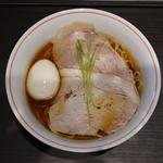 豚一頭清湯麺