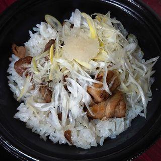 炙りちゃーしゅー丼(らーめん 潤 蒲田店 (らーめん じゅん))