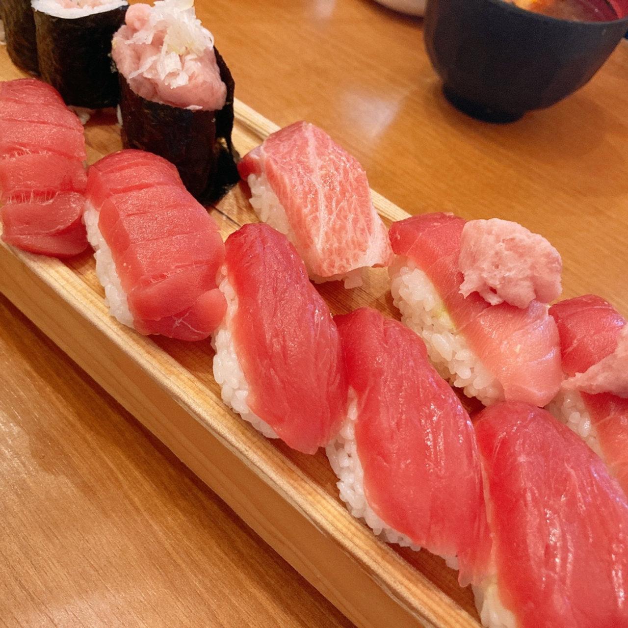 新宿でオススメなデリバリーできる寿司