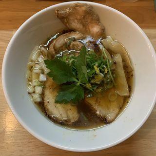鶏清湯ラーメン・醤油(麺匠 輪)