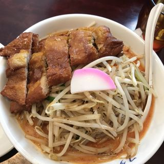 辛いパイコータンメン(極濃湯麺 フタツメ 越戸店)