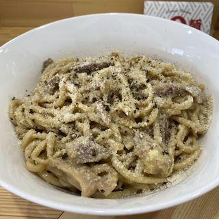桐ボナーラ(桐麺 )