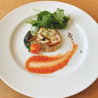 タンバコース 前菜(ル・クロ 丹波邸 )