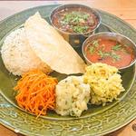 本日のカリーミール(Curry&Spice payokay)