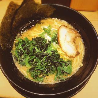 とんこつ醤油ラーメン(麺の蔵 中根家)
