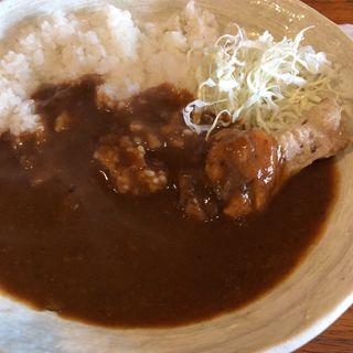 カレーライス(もんてく )