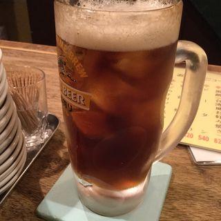 オリジナル漬け込み焼酎 コーヒー ハイボール(ねいろ)