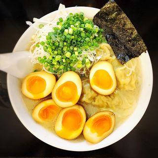 長葱麺(ながねぎそば)
