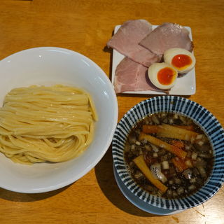特製つけそば(麺食堂88)
