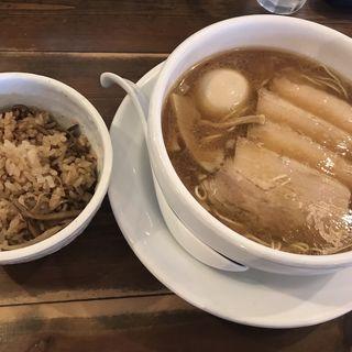 醤油ラーメン(徳川町 如水 西春店 )