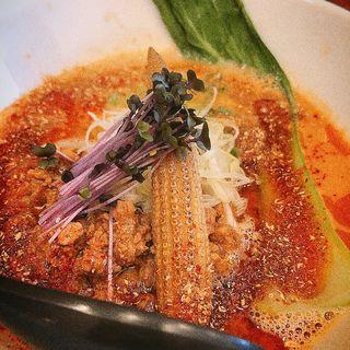 担々麺(らーめんMARCO)
