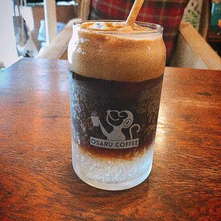 エスプレッソトニック(オサル コーヒー)