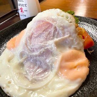 ハムエッグ(朝日屋 )