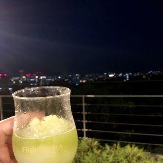 パイナップルフィズ(クール&ラグジュアリー ビア ガーデン (Cool&Luxury BEER GARDEN))