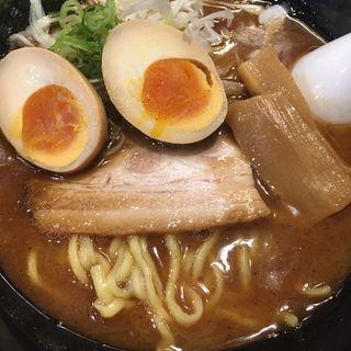 節骨らー麺(節骨麺 たいぞう 三軒茶屋店 (ぶしこつめん たいぞう))