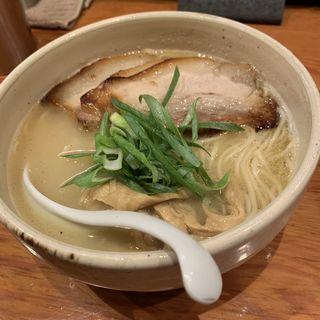 炙りチャーシュー麺(臥龍)