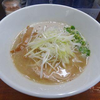 鶏豚ラーメン(らーめん なんぞ屋 )