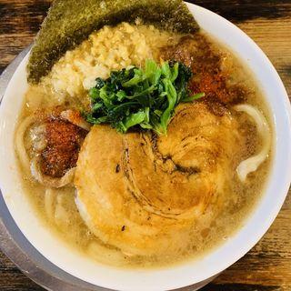 太麺 ラうどん(ラーメン ヤスオ (【旧店名】スズキ ヤスオ))