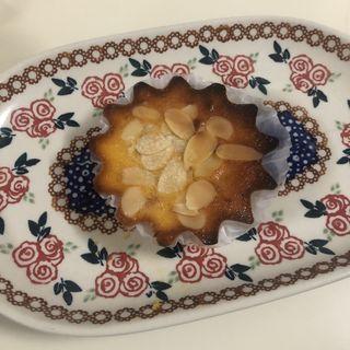 チーズとアーモンドのケーキ(ドース イスピーガ)