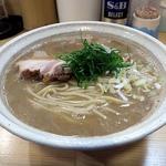 鶏麺しょうゆ