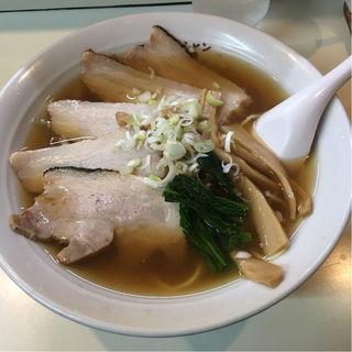 チャーシューメン(鞍山 国分町店 (アンシャン))
