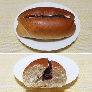 コッペパン餡バターコッペ(メゾン・カイザー・ショップ 西武池袋店 (MAISON KAYSER SHOP))