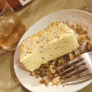 チーズケーキ(ワインと日本酒、時々シェリー)