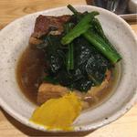 角煮(大衆酒場おにやんま本店)
