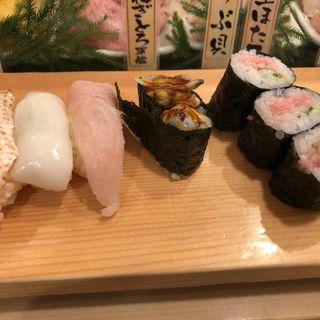 晩酌セット(魚がし日本一 八重洲仲通り店)