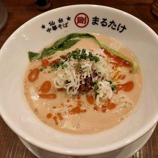 担々麺(中華そば まるたけ )
