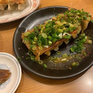 ネギ味噌焼餃子(青源 パセオ店 )